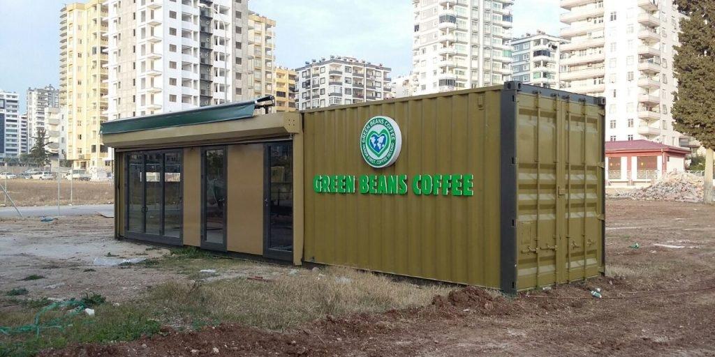 KONTEYNER CAFE