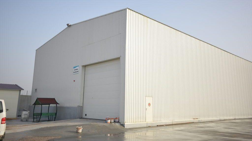 Gümrük Hangar Binası